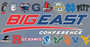 The Big East is officially where BASKETBALL IS!!!!