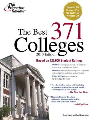 Princeton Review 2009