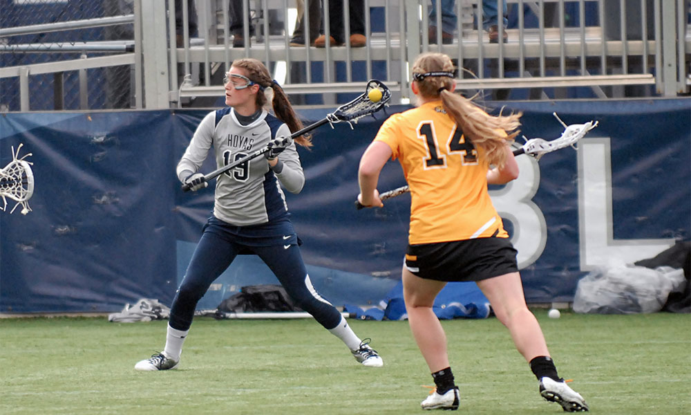 Women's lacrosse starts off undefeated