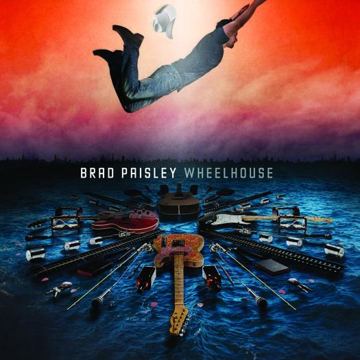 Critical Voices: Brad Paisley, <i>Wheelhouse</i>