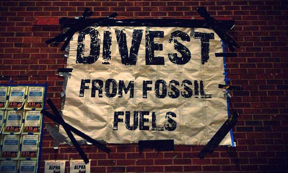 GU Fossil Free Divest