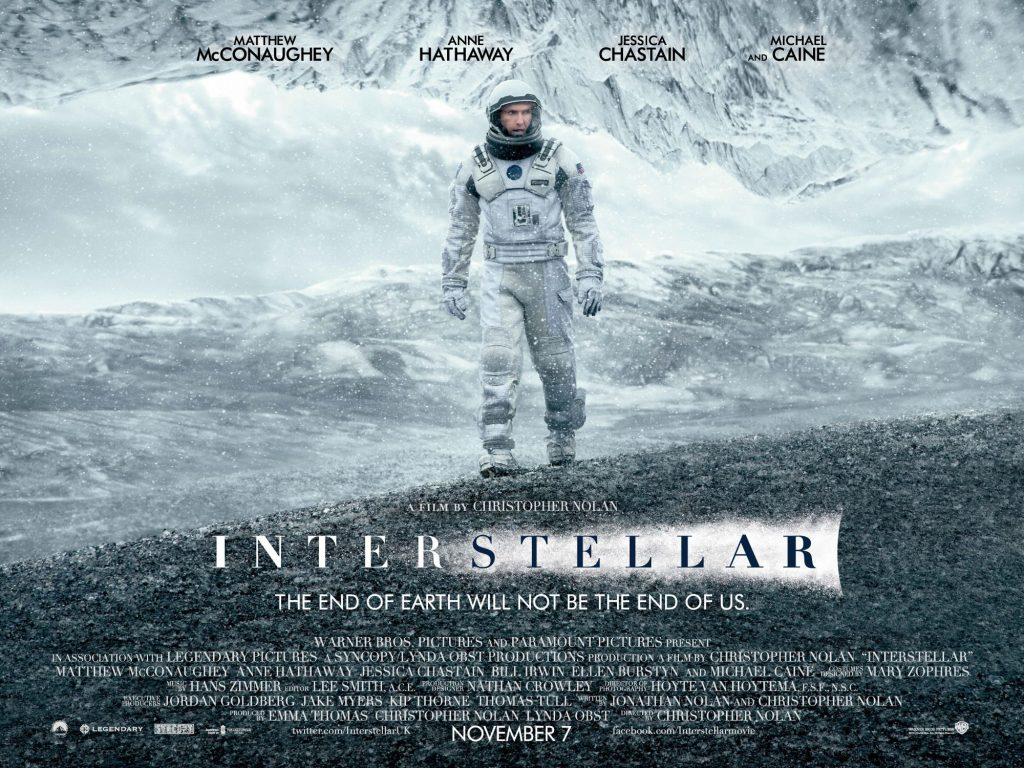 Why Interstellar Should Have Been Nominated For Best Picture