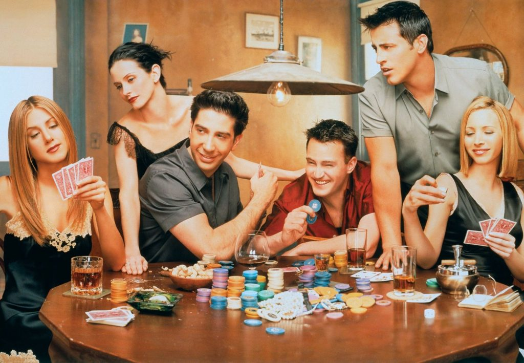 TV Review: Friends Watching  Friends