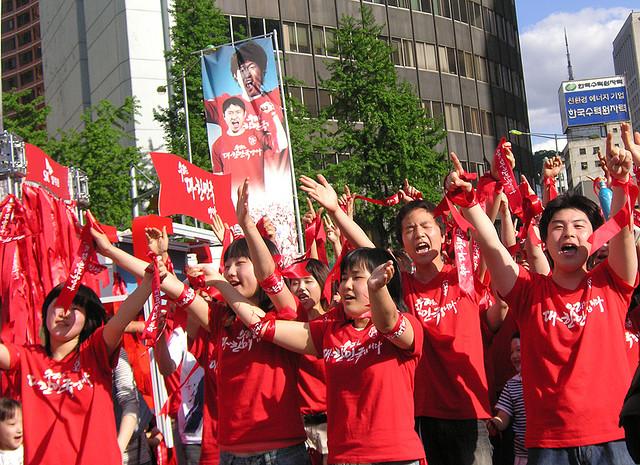 End of an Era for South Korean Football