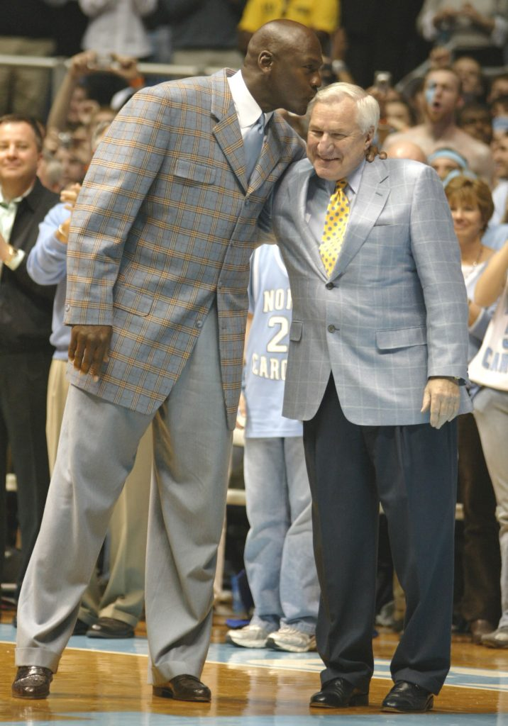 A Look Back on the Career of Dean Smith