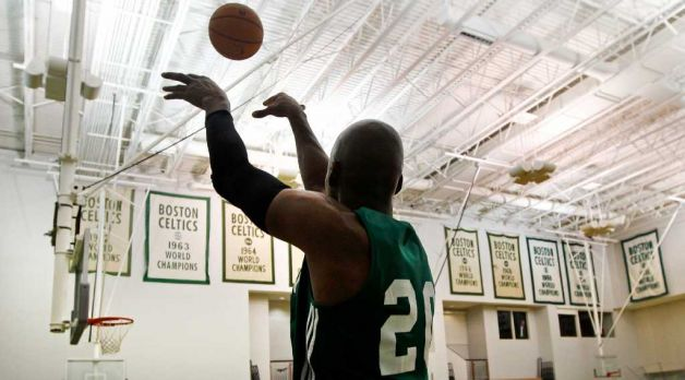Ray Allen: The Consummate Gym Rat