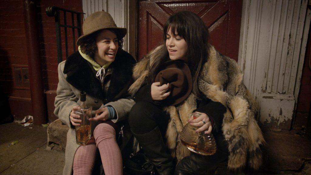 Comedy Central's <i>Broad City</i> Colors Outside the Lines