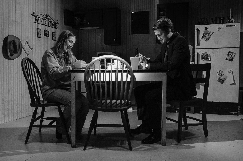 Student collaboration <i>Killer Joe</i> strangles societal comfort zones