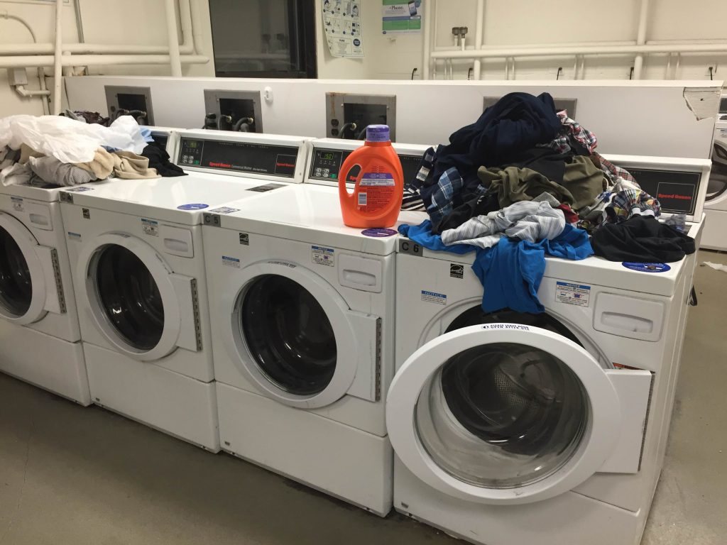 Quality, affordable laundry crucial to campus living