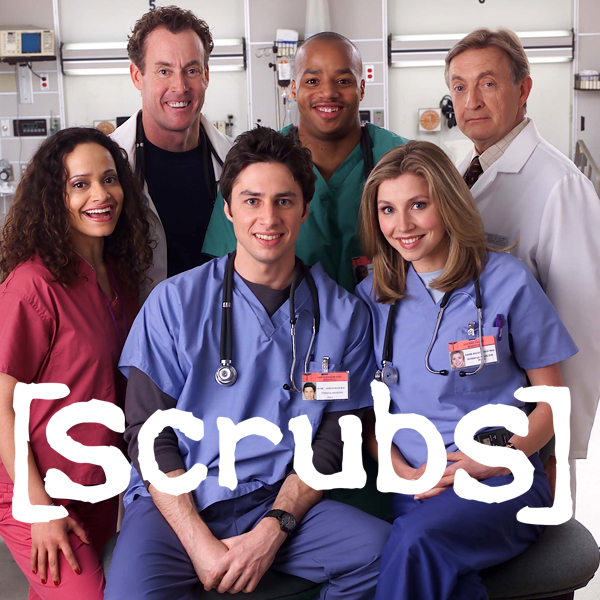 The Underrated Joy of Scrubs