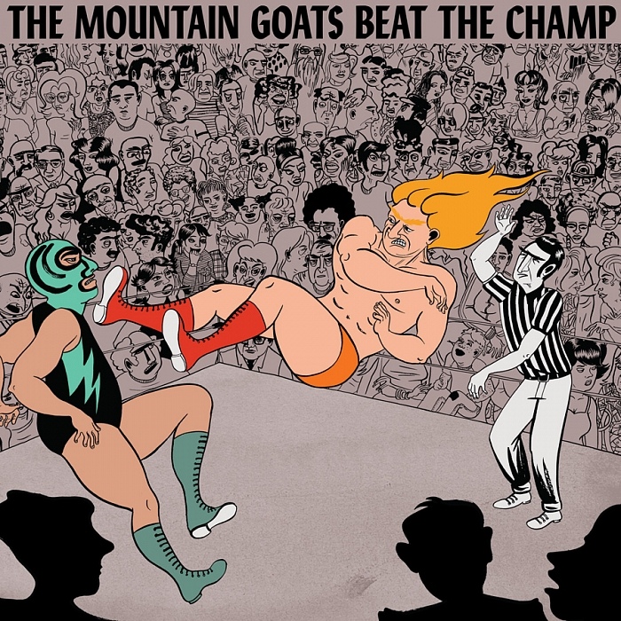Critical Voices: The Mountain Goats, <i>Beat the Champ</i>