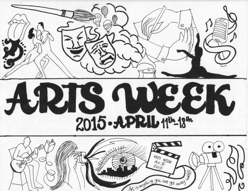 Arts Week 2015: Highlights