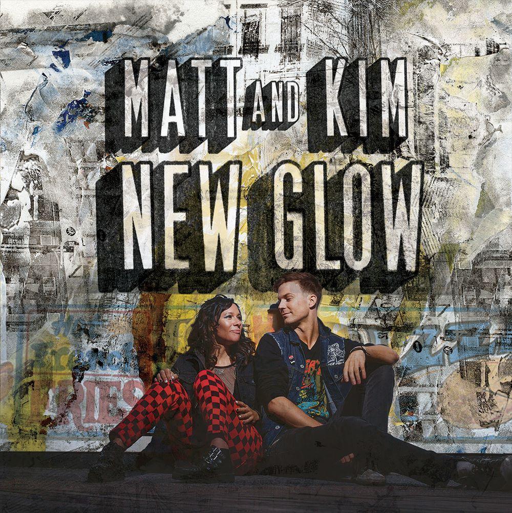 Critical Voices: Matt and Kim, <i>New Glow</i>