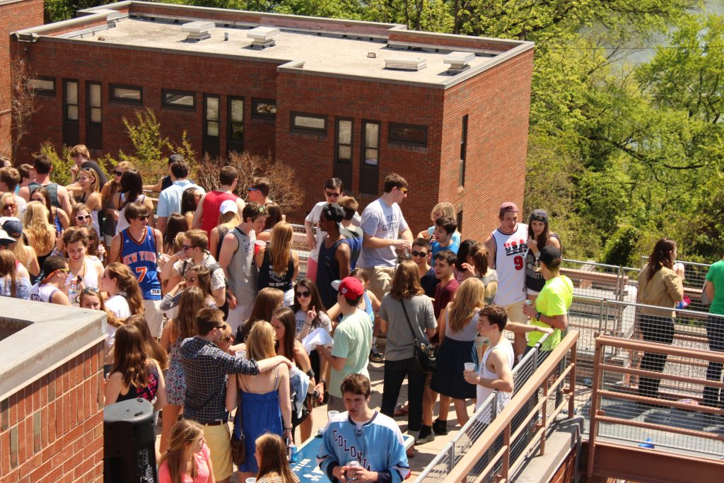 Georgetown Day Cup initiative to encourage recycling on campus