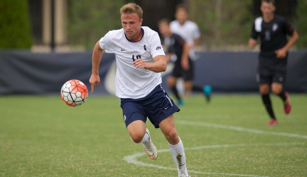 One Is Brett-er Than Nothing: Campbell's goal gives Hoyas 1-0 win over Providence