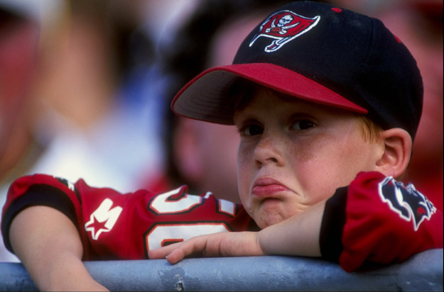 Here We Go Again: The Bucs Fan's Endless Cycle of Misery