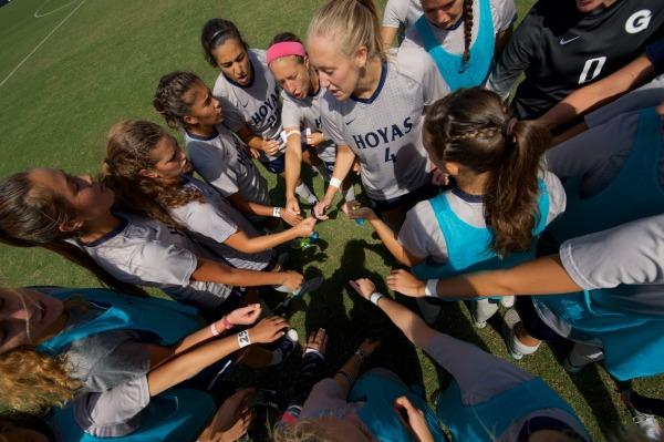 Women's Soccer Road-Trip Primer: Hoyas open Big East play against Providence