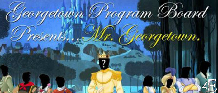 The New Prince Of Georgetown: A Evening at the Mr. Georgetown Pageant 2015