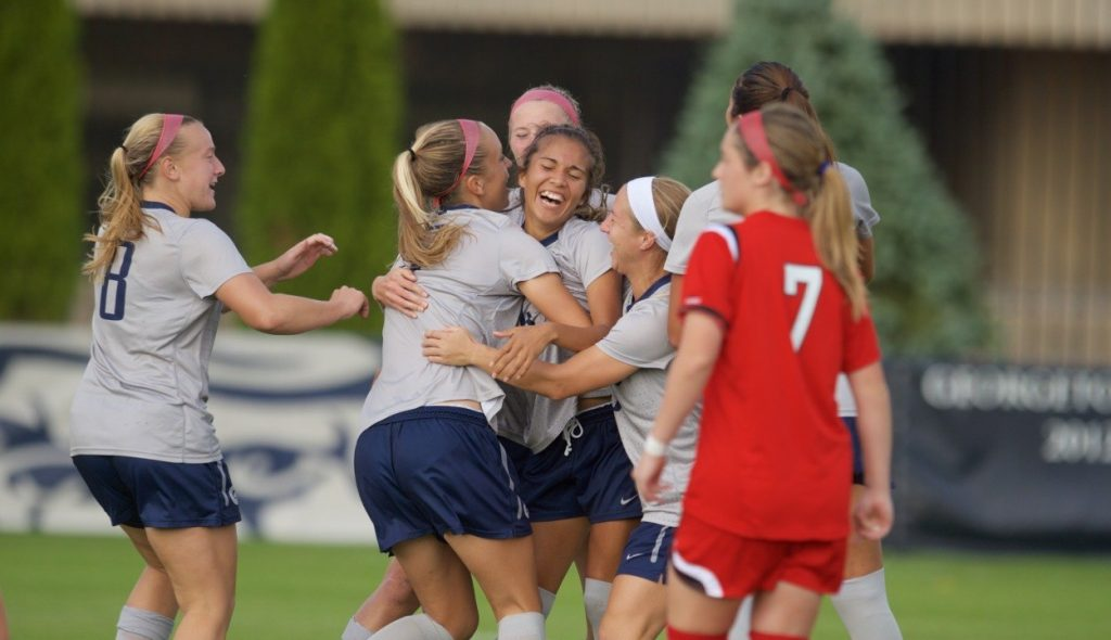 Calming the Storm: Quick start helps women's soccer down St. John's
