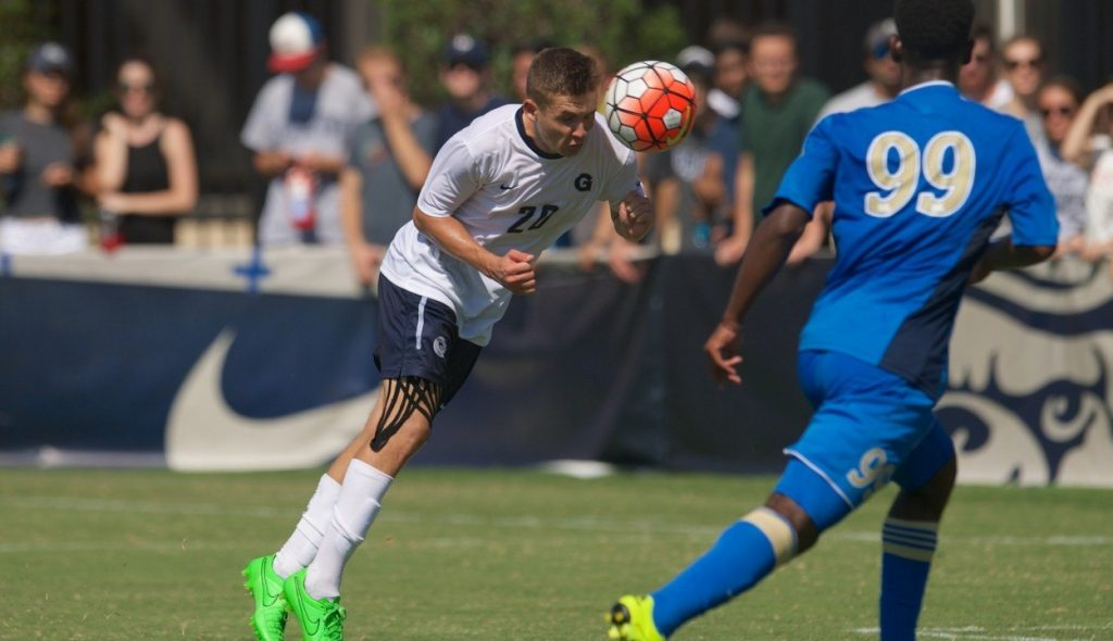 Kicking into High Gear: Men's soccer peaking at the right time