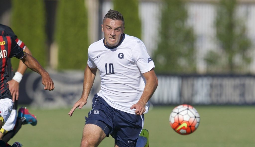 In The Captain's Seat: No. 7 Hoyas down Pirates in OT to extend unbeaten streak to 12