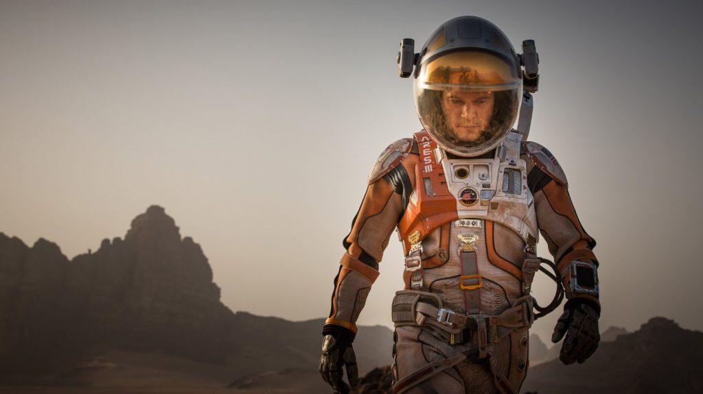 <em>The Martian</em> Stands Alone