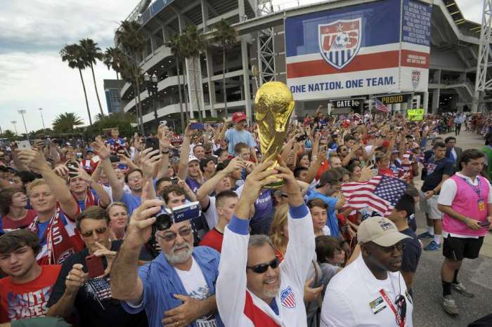 Pinch Me, I'm Dreaming: The Future of the USMNT