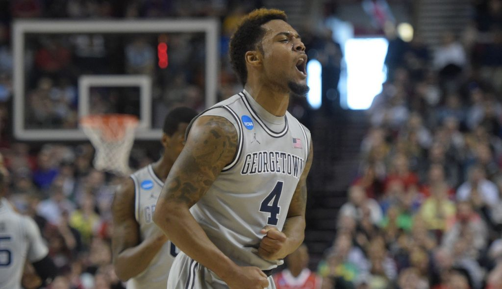 We Are Georgetown And You're Not: Hoyas Host Radford To