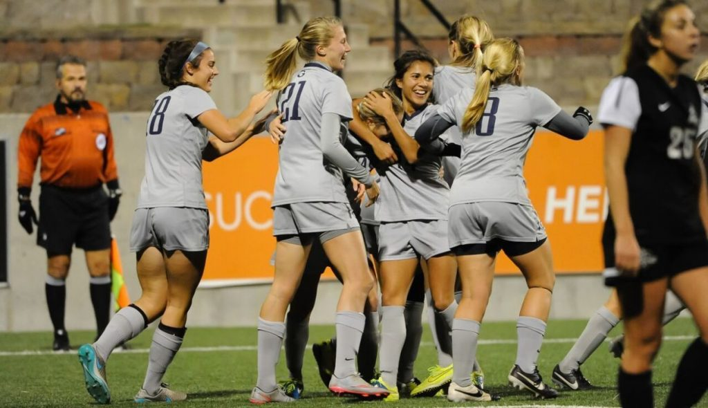 Tourney Worthy: Women's soccer earns bid to the NCAA Tournament, will host Hofstra Saturday