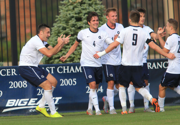Men's Soccer Pre-Game Primer: Hoyas host Hofstra in Second Round of College Cup