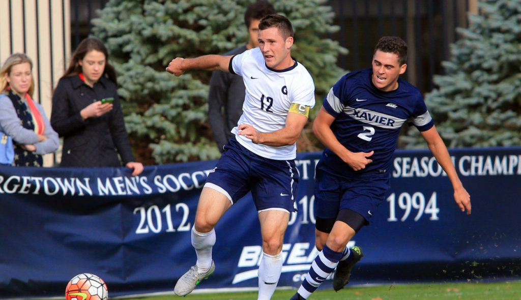 Big Expectations: Men's soccer aims for first Big East Tournament Championship against Creighton