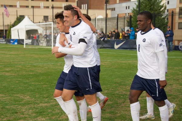 Fighting to the Finish: Hoyas down Hofstra to advance in NCAA Tournament