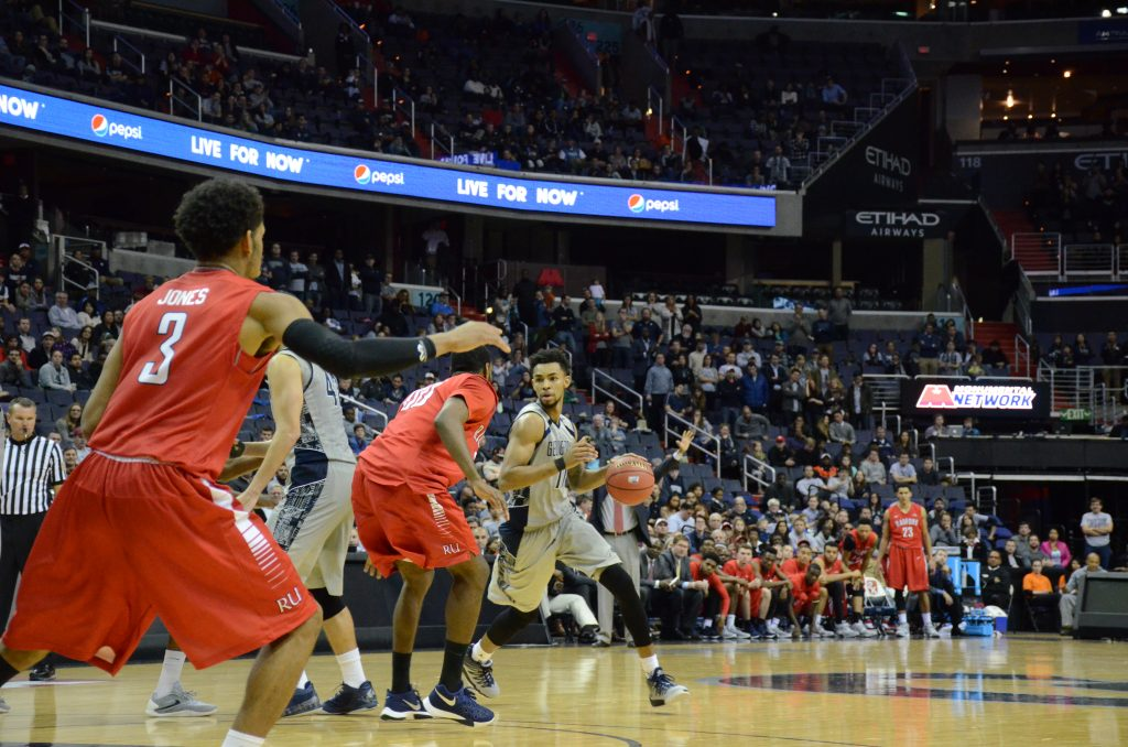 Hold the Panic Button: Hoyas' loss not as bad you think