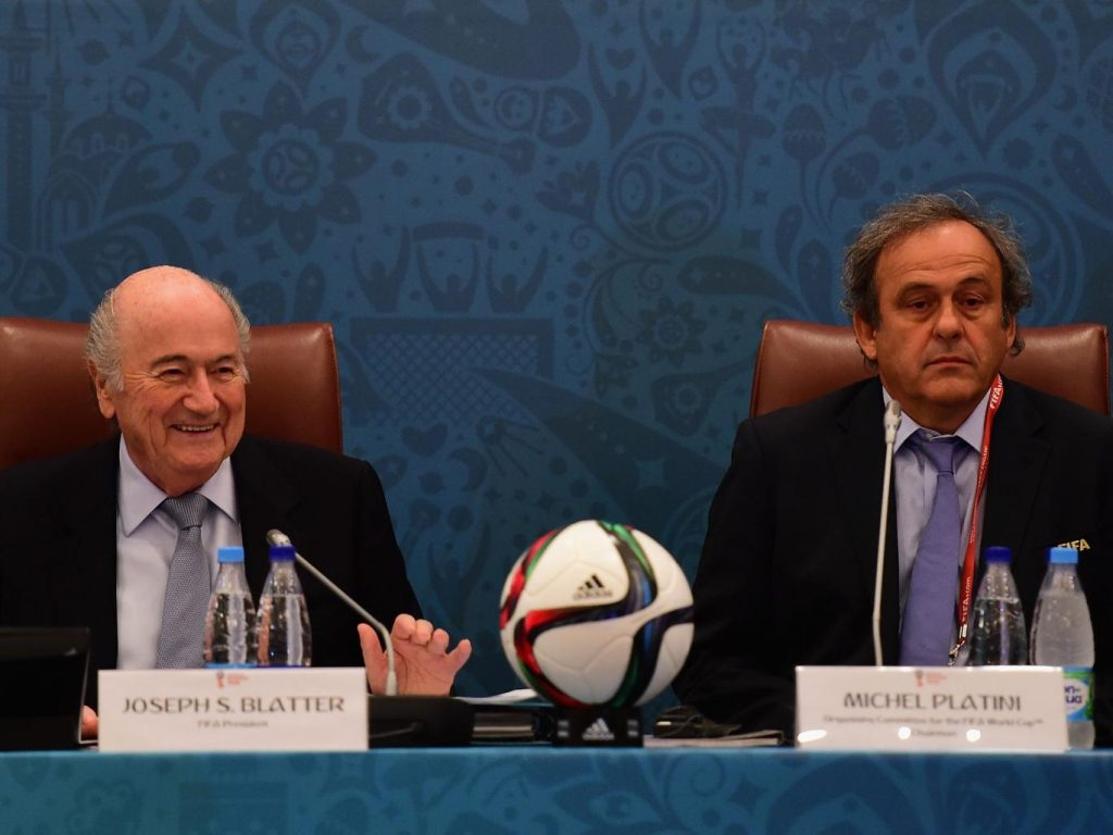 Is Sepp Blatter Going Out Guns Blazing, or Is He Just This Dumb?