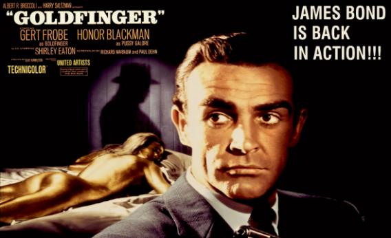 The 250: Goldfinger