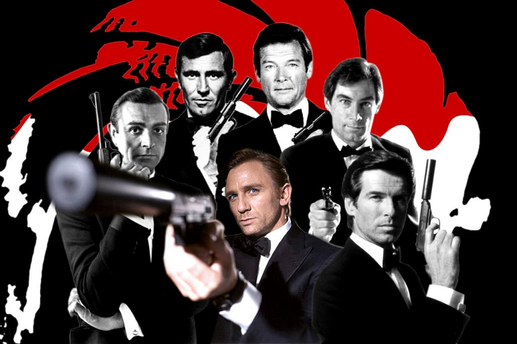 The Georgetown Voice Survey: The Best of Bond