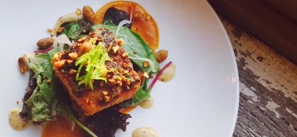 A Perfect Ten(01): H Street Restaurant Boasts Unique Style and Tastes