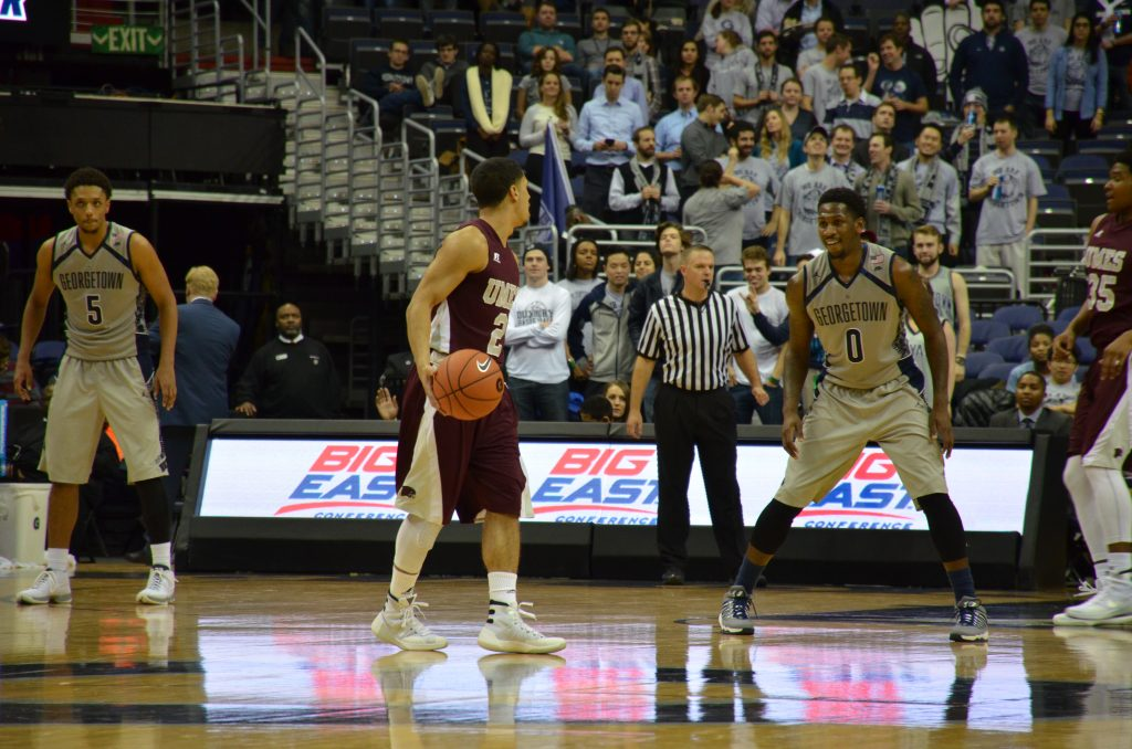 And-Ones: Additional news and notes from Georgetown-UMES