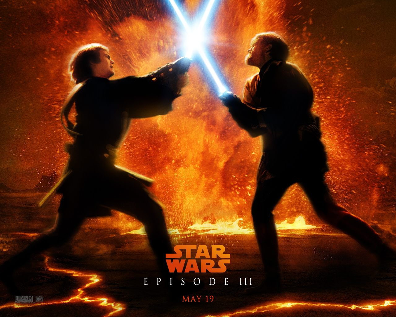 Countdown To Star Wars Revenge Of The Sith The Georgetown Voice