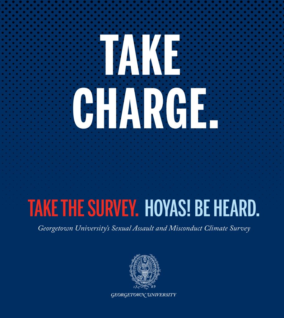 Take the Campus Sexual Assault and Misconduct Climate Survey