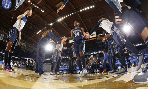 Women's Hoops Pre-Game Primer: Hoyas open conference play at Xavier