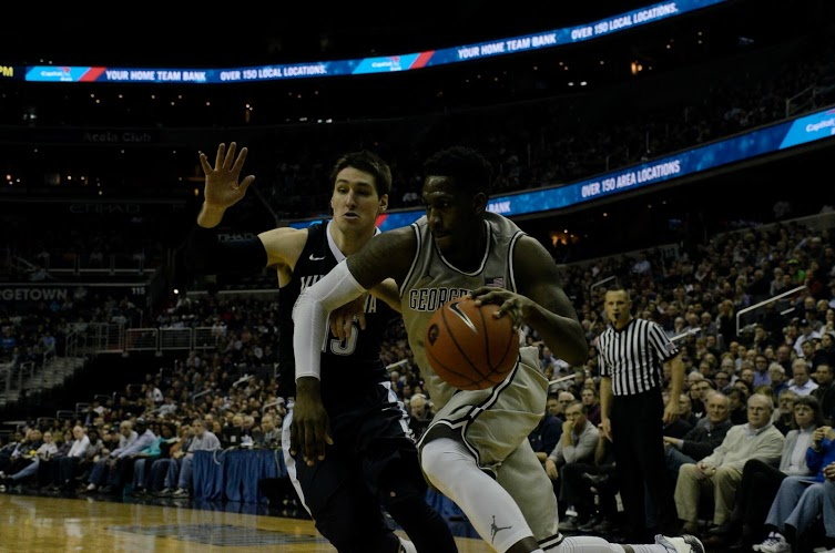 And-Ones: Additional news and notes from Georgetown-Villanova