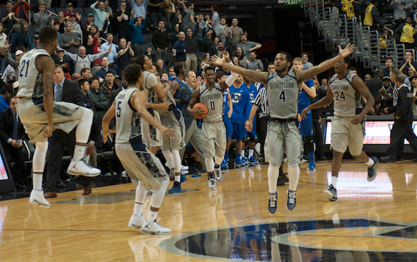 Holy Shot!: DSR's free throws cap comeback victory over Creighton
