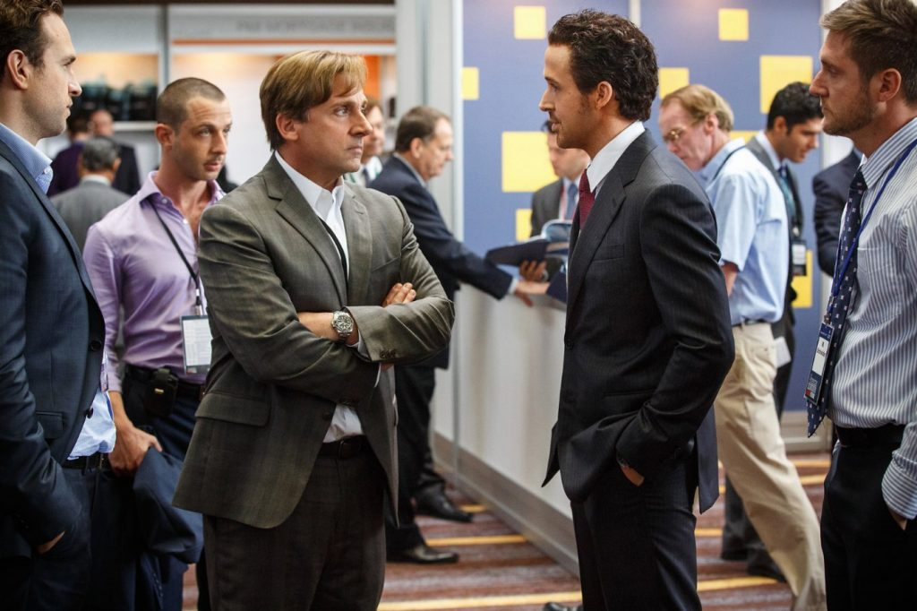 Who's Laughing Now: McKay's Script, Cast Make <i>The Big Short</i> One of the Best Films of the Year