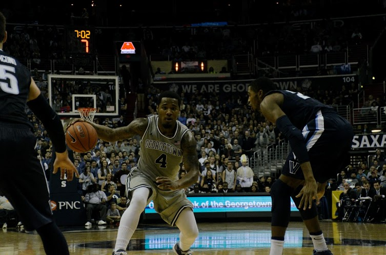 We Are Georgetown and You're Not: Hoyas renew rivalry with UConn