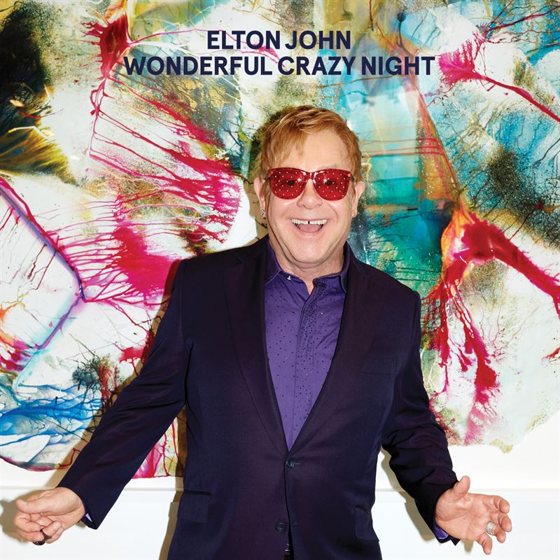 Critical Voices: Elton John, <i>Wonderful Crazy Night</i>