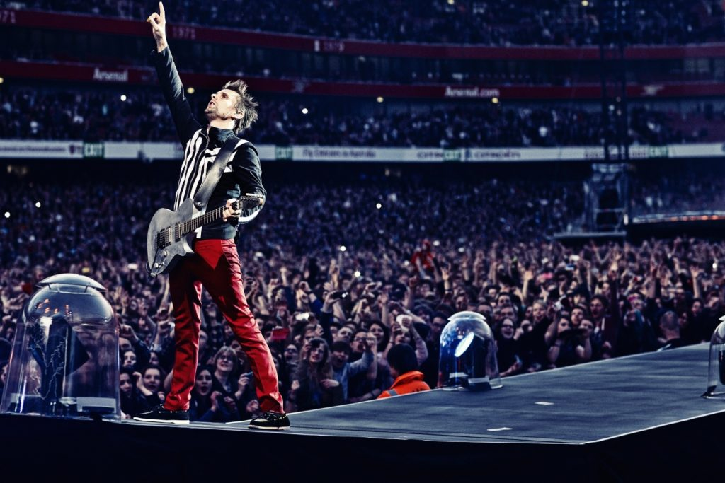 Attack of the Drones: Muse Live at the Verizon Center