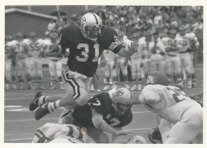 Georgetown Football / Voice Archives