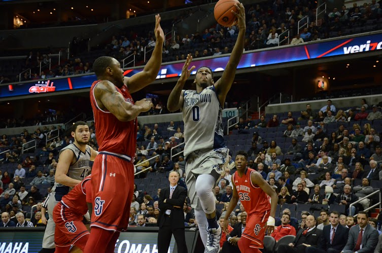And-Ones: Additional news and notes from Georgetown-St. John's