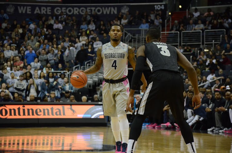 We Are Georgetown and You're Not: Hoyas look to rebound against Butler